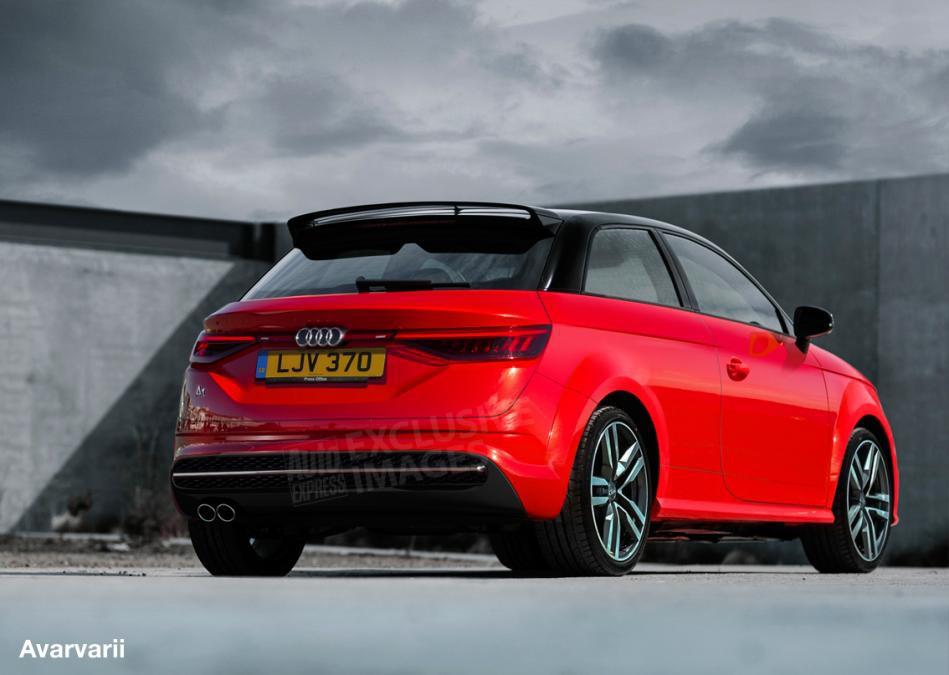 Audi презентует второе поколение популярной модели 2