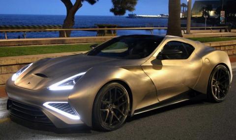 Появился новый претендент на звание самого дорого автомобиля в мире 1