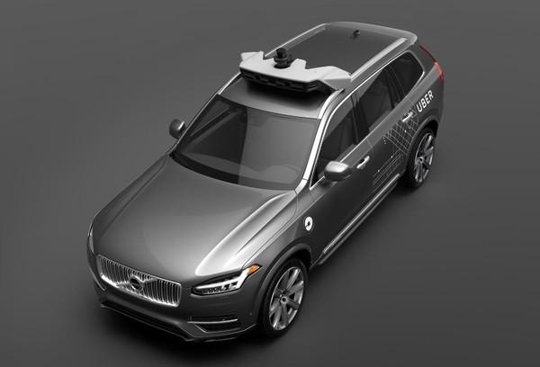 Uber начнет возить пассажиров на беспилотных авто 1
