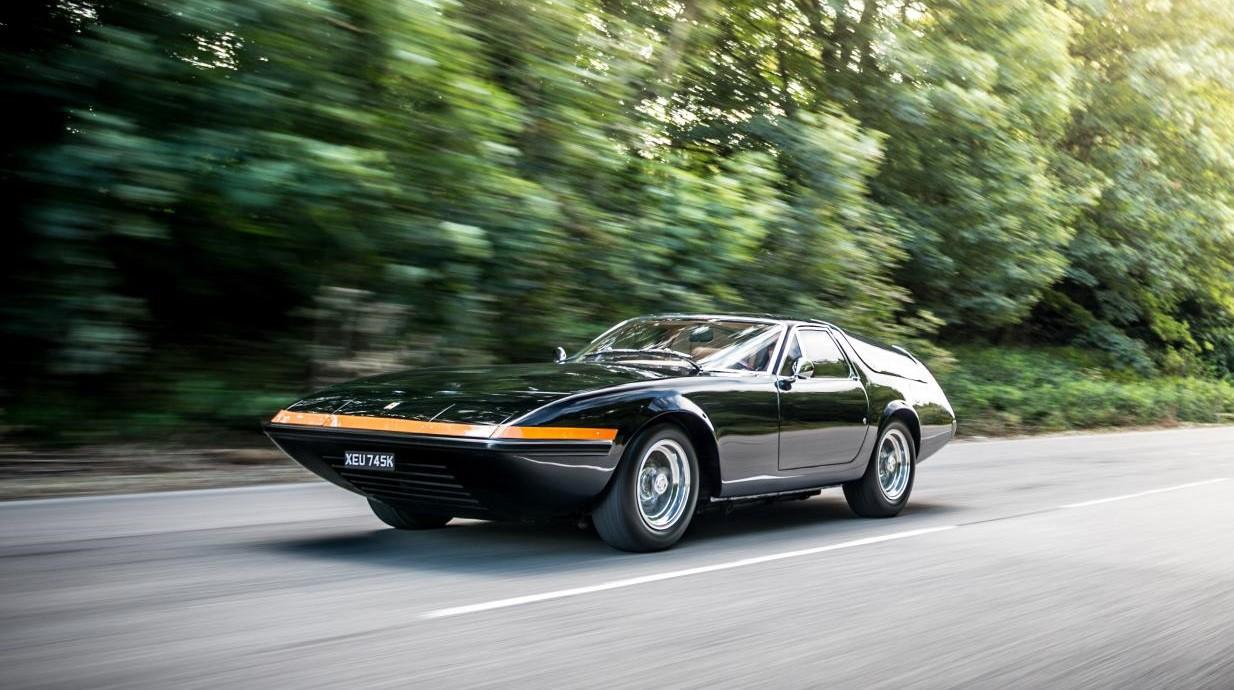 Уникальный Ferrari оценили в $1 млн 1