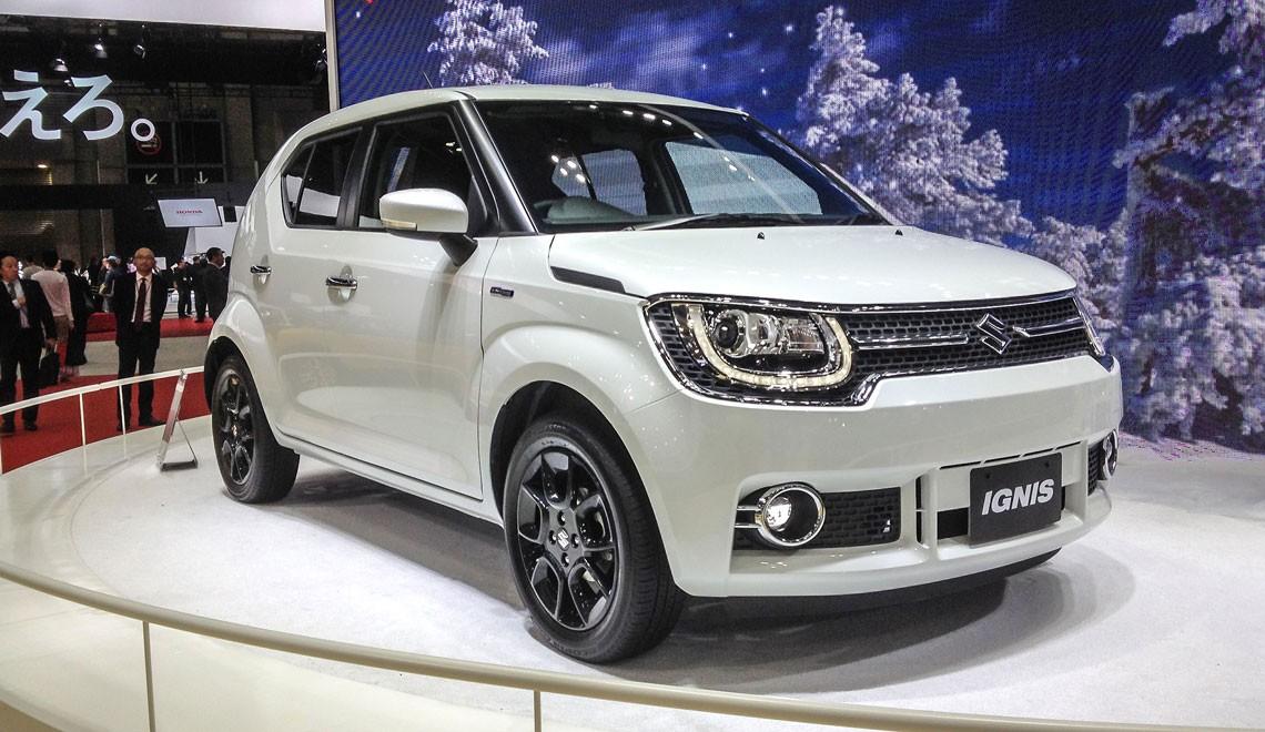 Suzuki возродит свой «городской автомобиль» 1