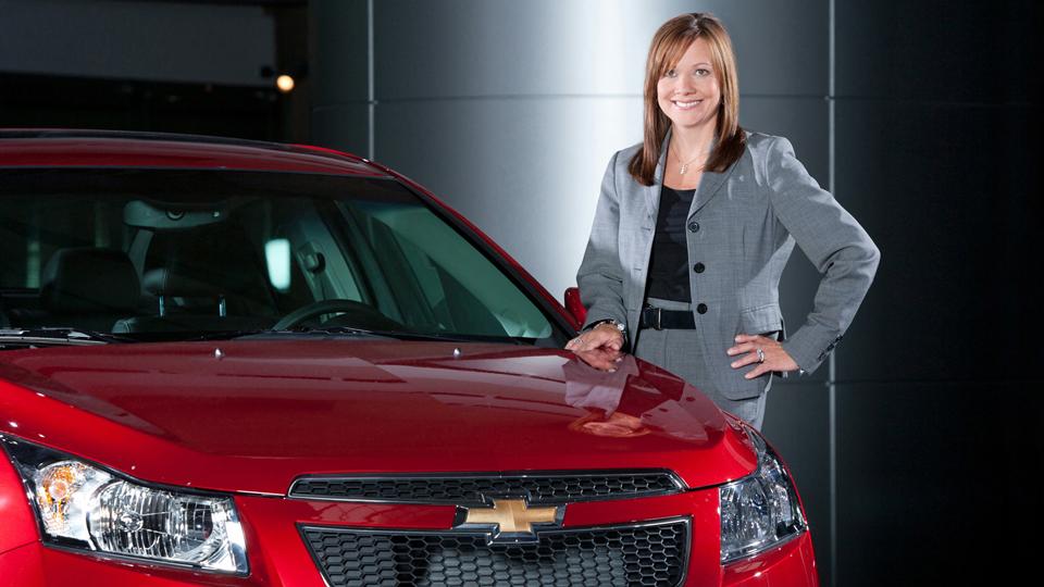 Глава GM может стать вице-президентом страны 1