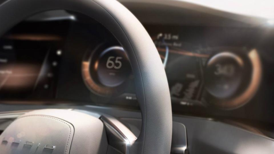 Седан Atvus назвали конкурентом Tesla 2