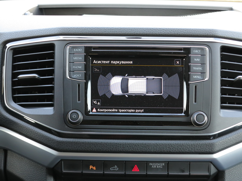 Новый VW Amarok уже в Украине 9