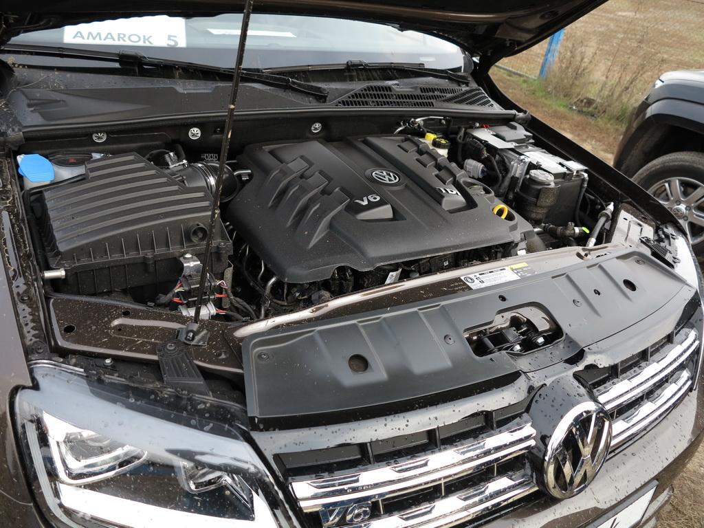 Новый VW Amarok уже в Украине 8