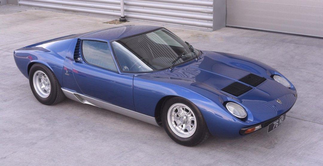 Lamborghini Miura никак не могут продать 1