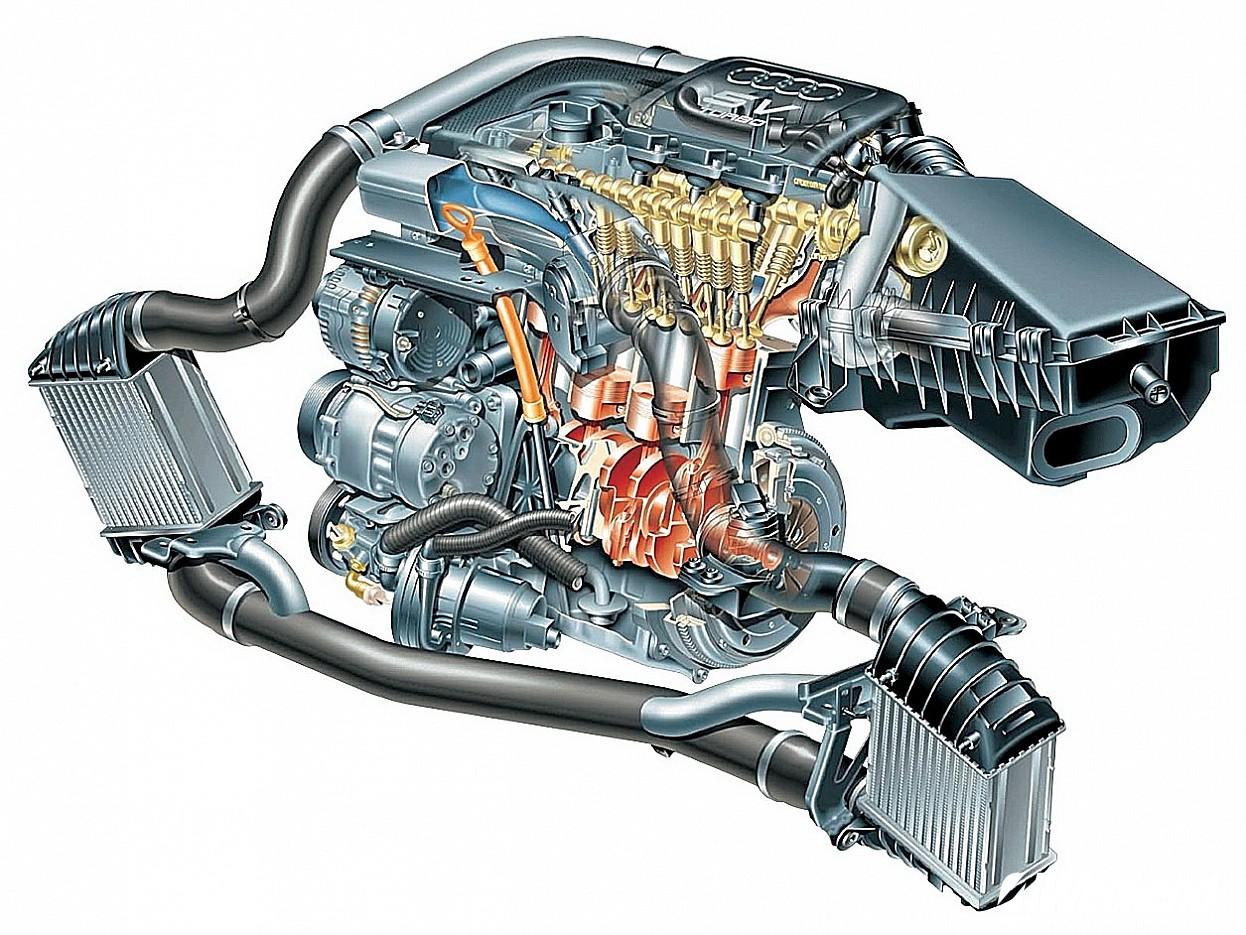 Двигатель awt 1.8 турбо схема