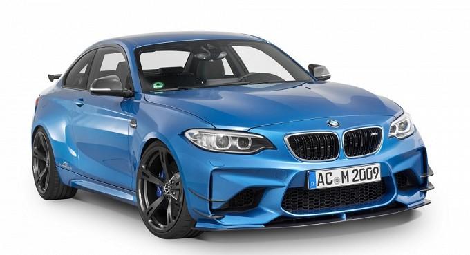 BMW M2 решили добавить мощности 1