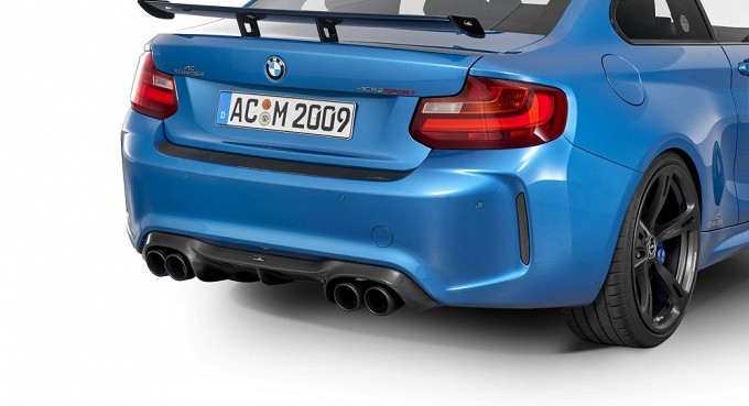 BMW M2 решили добавить мощности 3