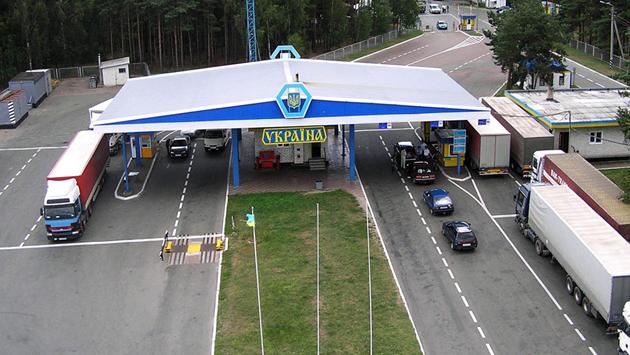 На украинско-польской границе нет очередей 1