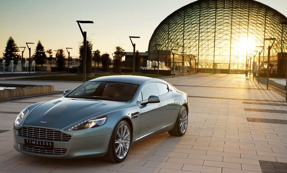 «Элитная бэушка»: Aston Martin с пробегом это заманчиво 1