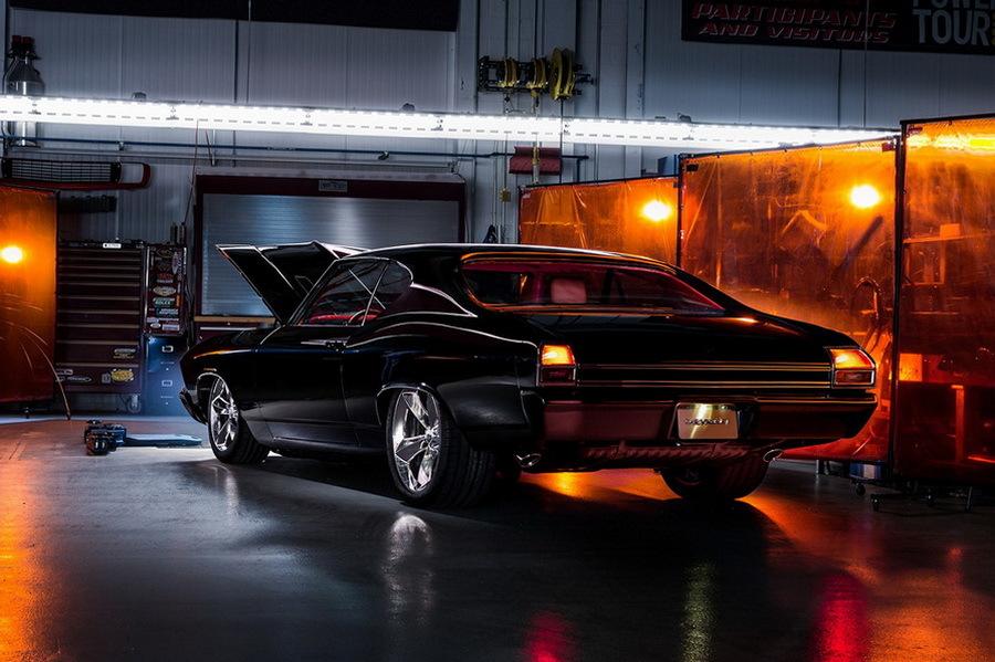 Владельцам старых Chevrolet предложат поставить мотор от Camaro 2