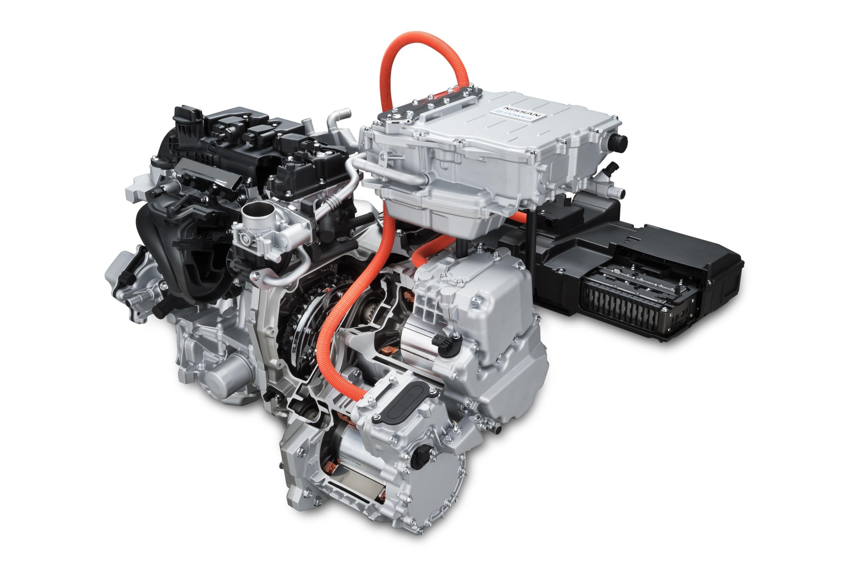 Nissan сделает ставку на «нетрадиционные» гибриды 1