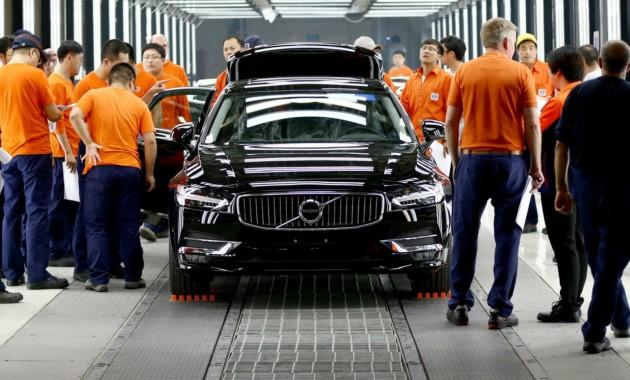 Производство Volvo S90 перенесут из Европы в Китай 1