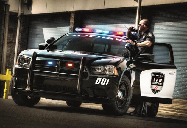 Toyota Prius не стал «лучшим полицейским автомобилем» 2