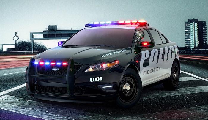 Toyota Prius не стал «лучшим полицейским автомобилем» 1