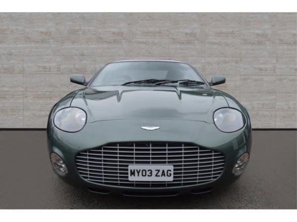 Редчайший Aston Martin «ищет» нового владельца 2