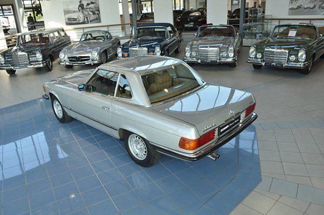 Mercedes-Benz известного диктатора снова выставили на аукцион 1