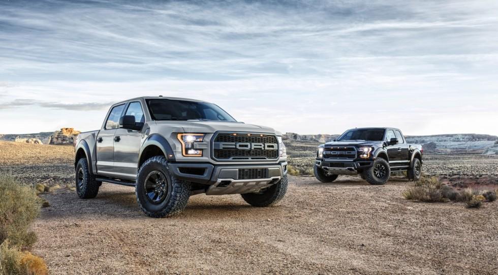 Ford начал принимать заказы на «заряженный» пикап 3
