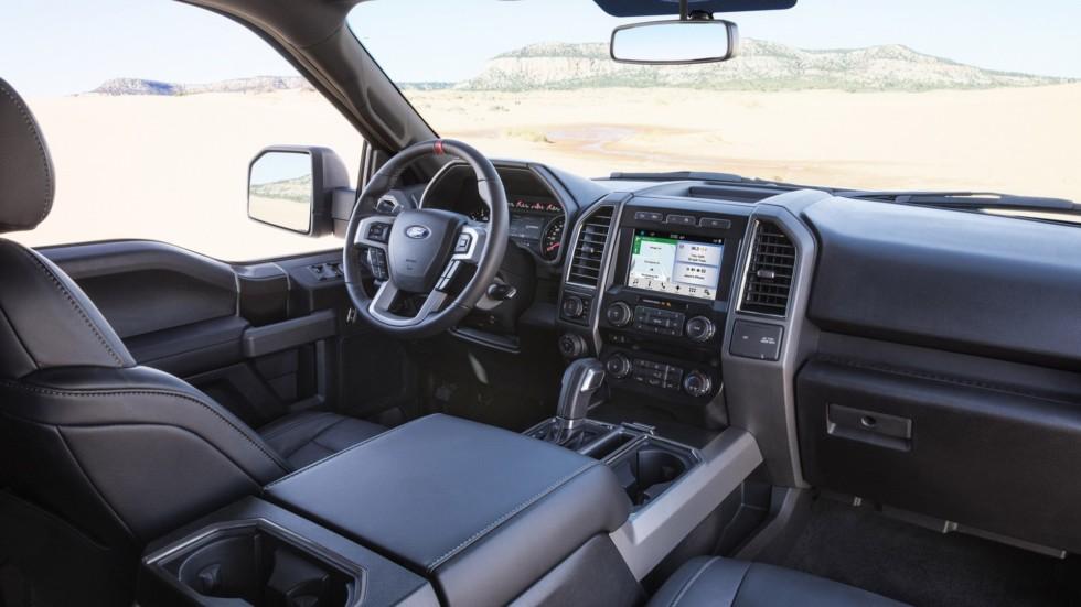 Ford начал принимать заказы на «заряженный» пикап 4