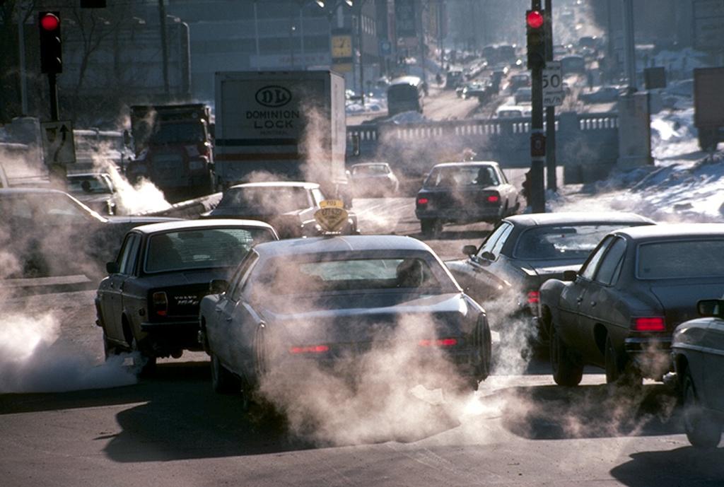 Великобритания начинает войну с дизельными двигателями 1
