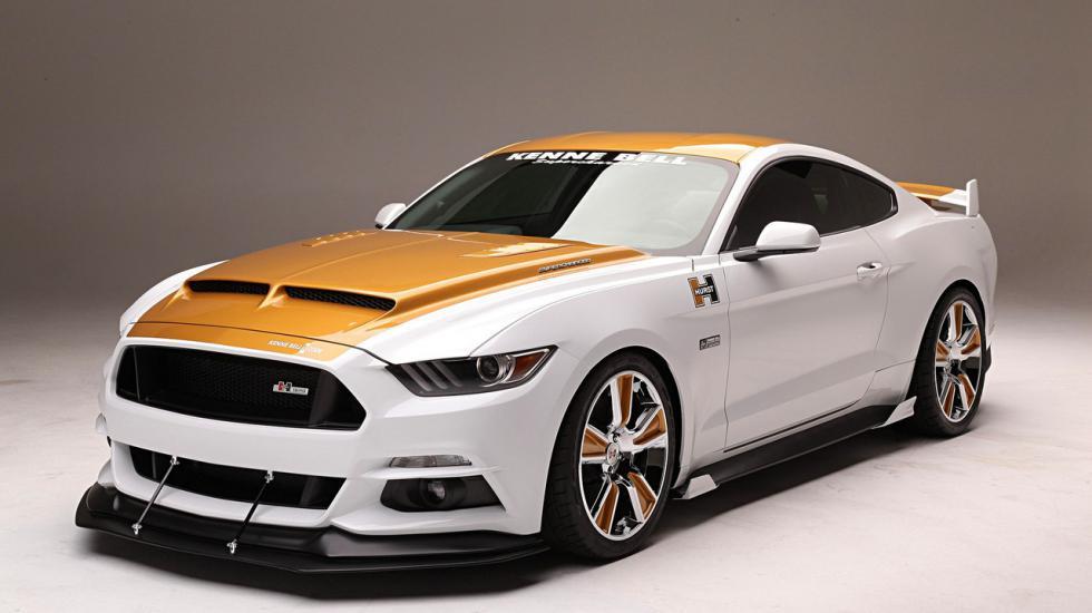 750-сильный Mustang: «круче некуда» 1