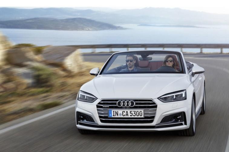 Audi представила новые кабриолеты A5 и S5 1
