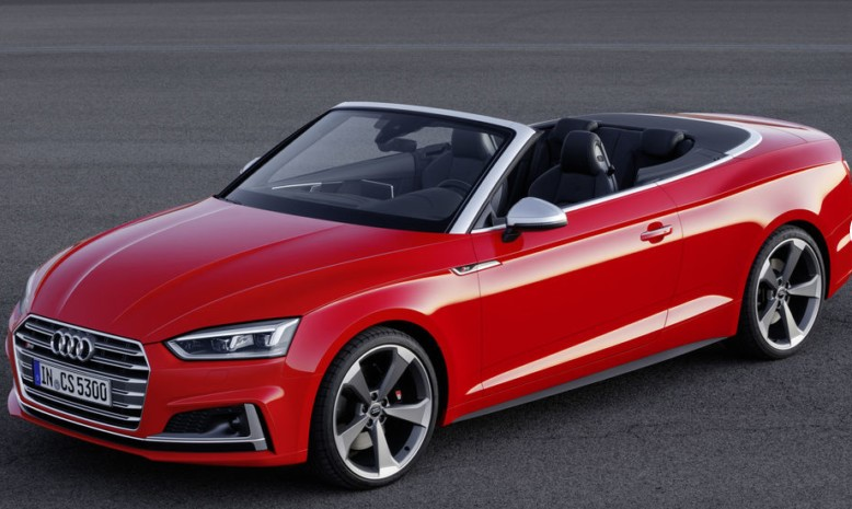 Audi представила новые кабриолеты A5 и S5 3
