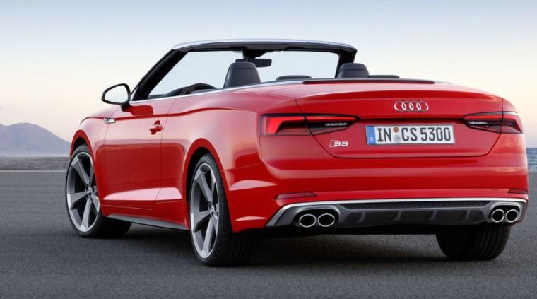 Audi представила новые кабриолеты A5 и S5 4