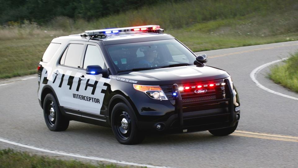 Toyota Prius не стал «лучшим полицейским автомобилем» 3
