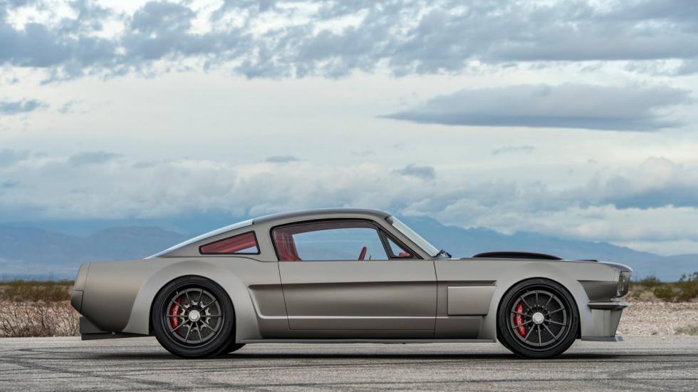 1000-сильный Mustang 1965 г.в. «это очень круто» 1