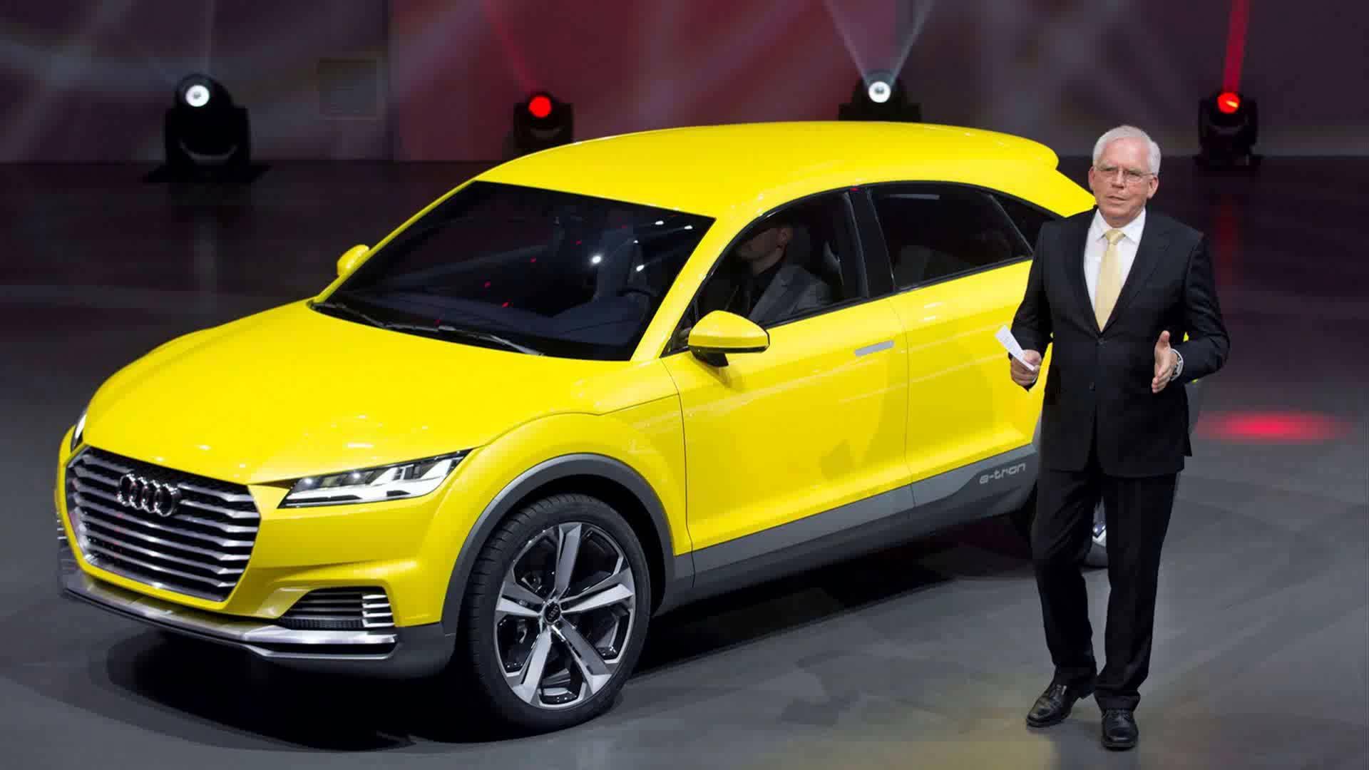 Audi пришлось отказаться от производства новых моделей 2
