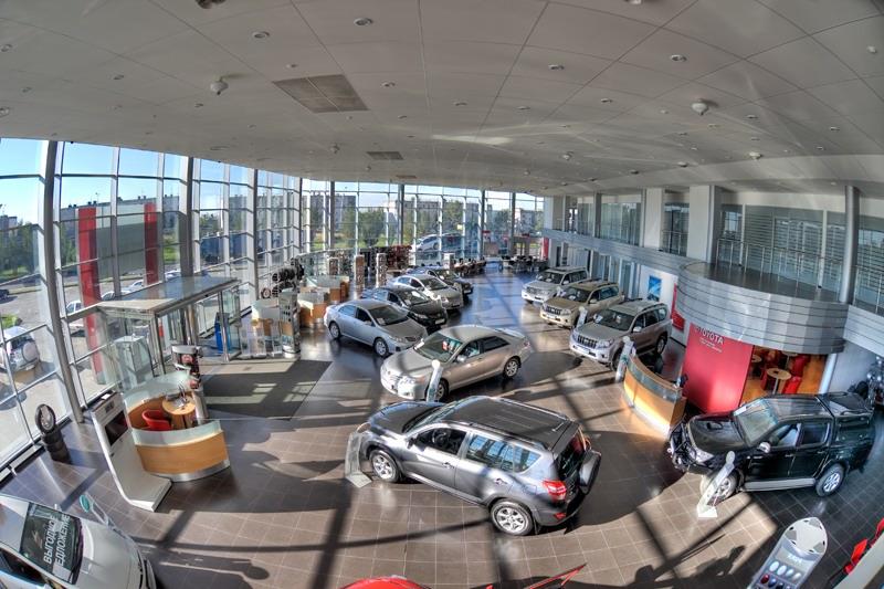 Какие автомобили покупали украинцы в октябре 1