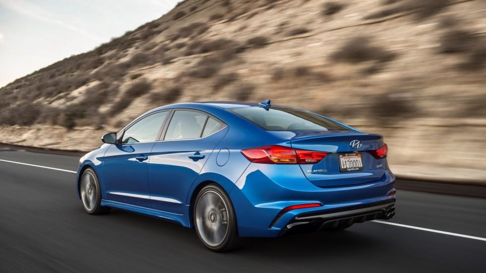Озвучена стоимость Hyundai Elantra Sport 1