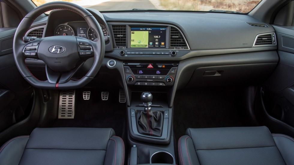 Озвучена стоимость Hyundai Elantra Sport 2