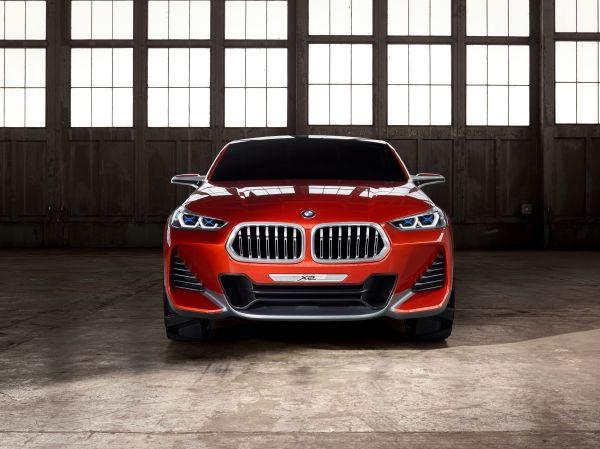 Концепт BMW X2. Новое измерение удовольствия 3