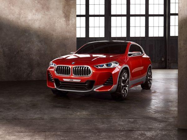 Концепт BMW X2. Новое измерение удовольствия 2