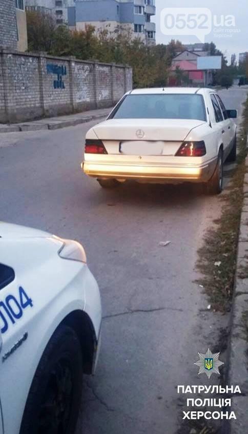 Полицейские составили третий за месяц протокол на пьяного таксиста 1
