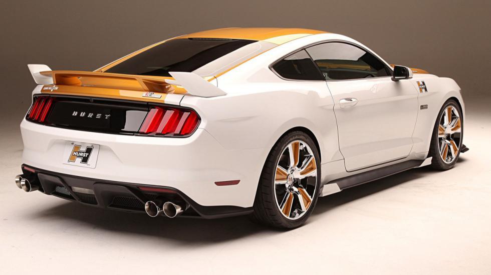 Вам наверняка понравится этот 750-сильный Mustang 2