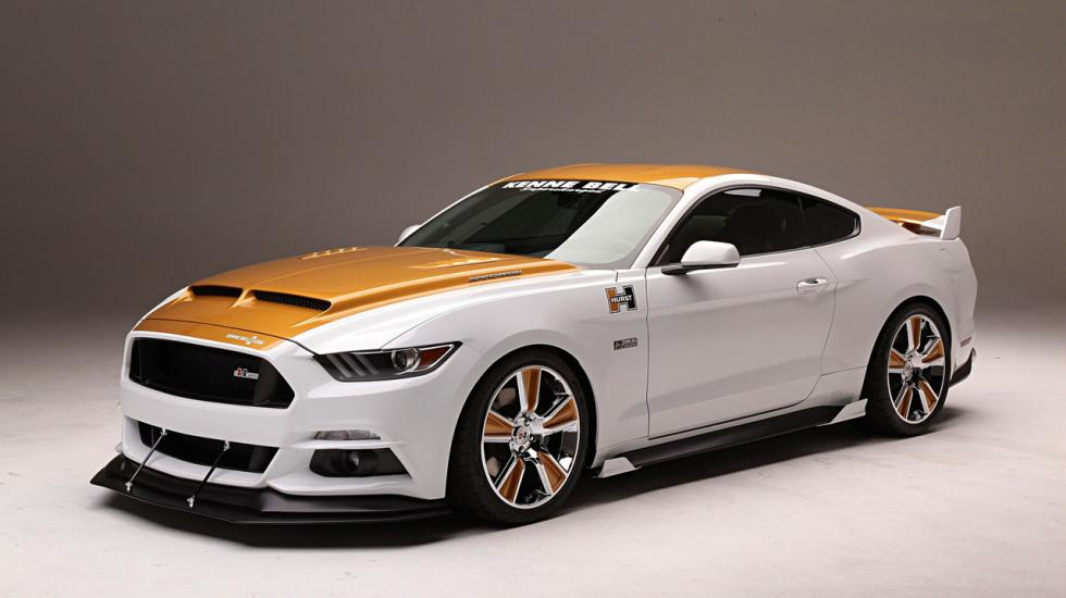 Вам наверняка понравится этот 750-сильный Mustang 1