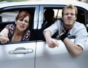 Агрессивные водители дразнят пассажиров в автомобилях с «автопилотом» 1
