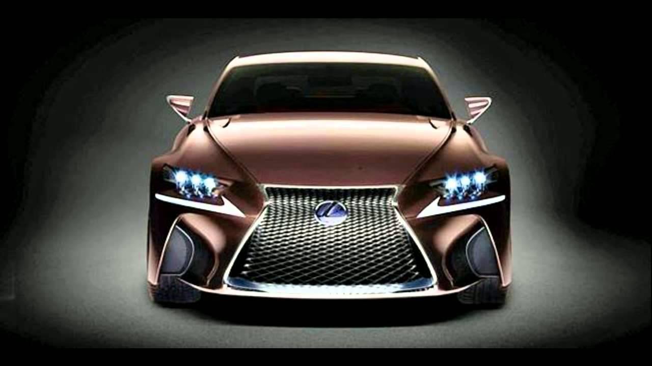 В Детройте состоится презентация нового седана Lexus LS 1
