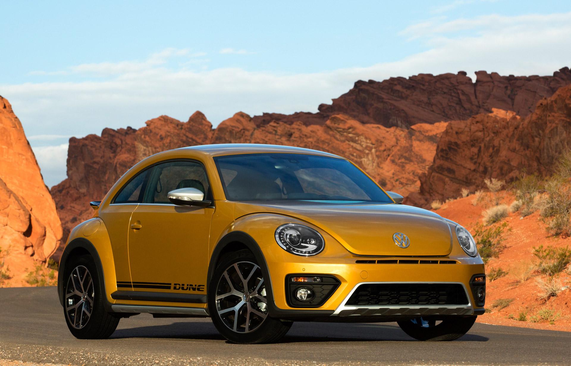 Чем Volkswagen заменит легендарного «Жука» 2