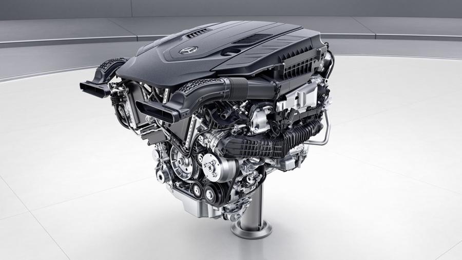 Компания Mercedes-Benz презентовала новые моторы для S-Class 2