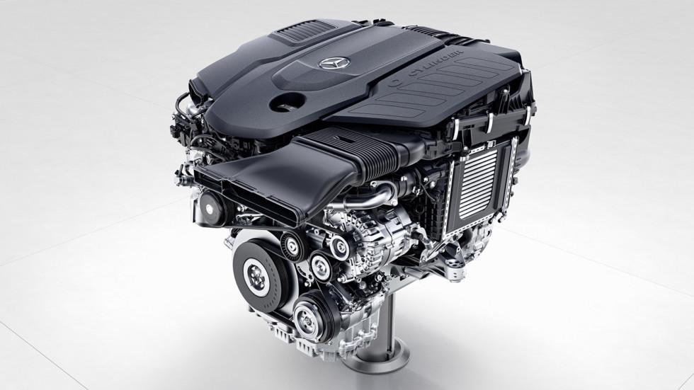 Компания Mercedes-Benz презентовала новые моторы для S-Class 1