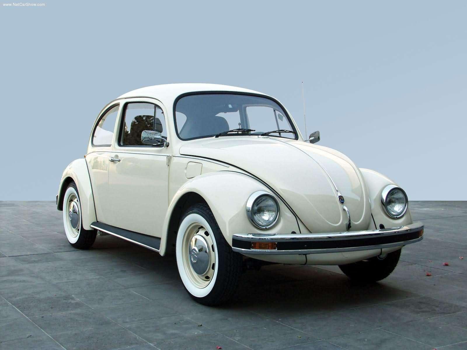 Чем Volkswagen заменит легендарного «Жука» 1