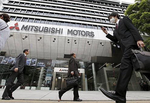 Mitsubishi терпит убытки впервые за шесть лет 1