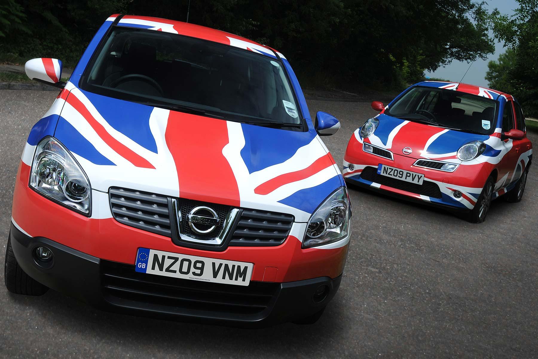 Nissan увеличит инвестиции в Великобритании после Brexit 1