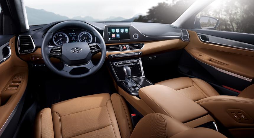 Новый большой Hyundai представлен официально 3