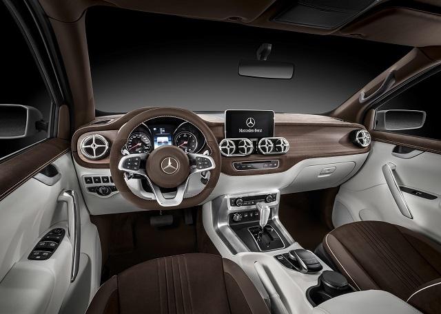 Состоялся дебют пикапа Mercedes-Benz X-Class 4